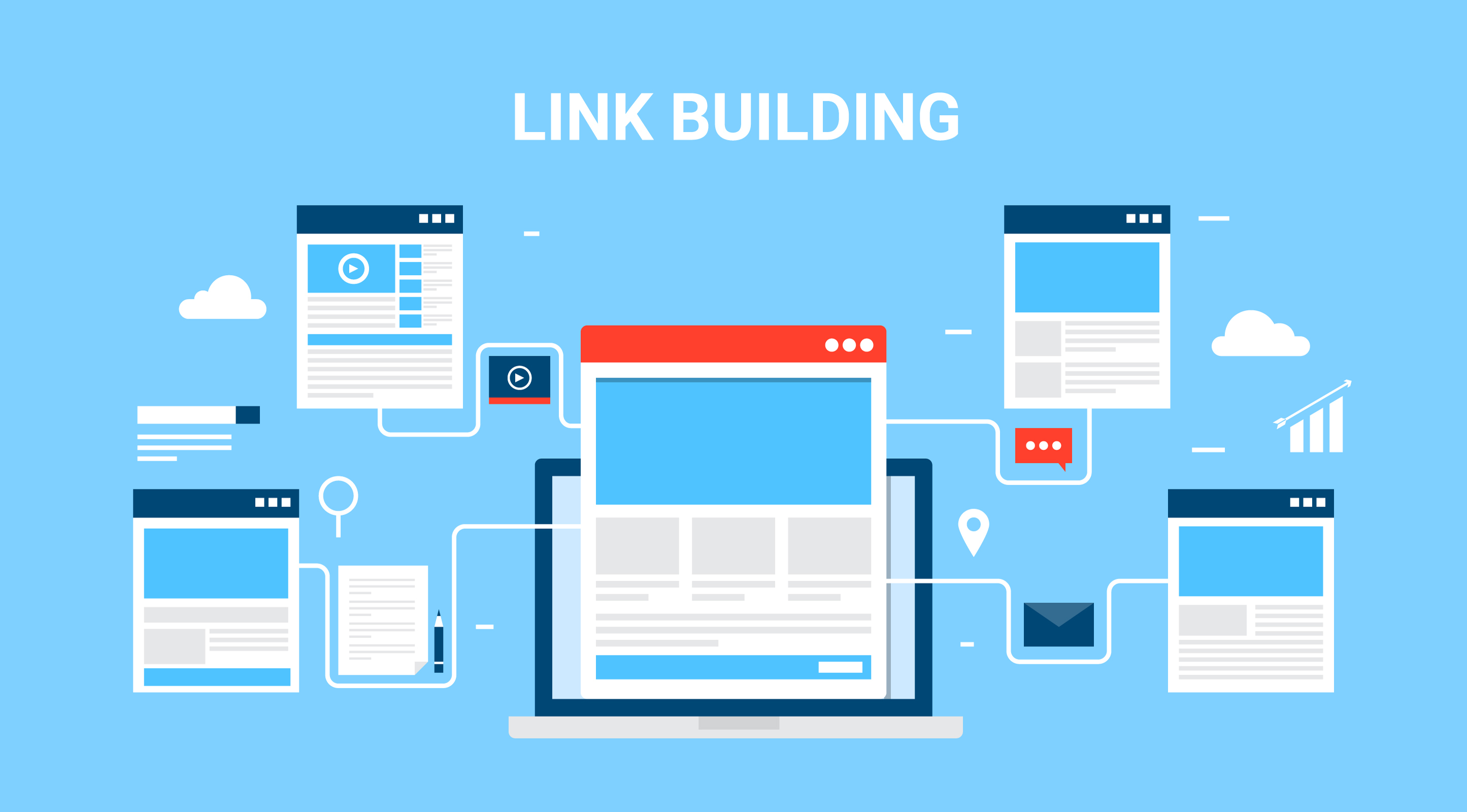 seo link building meaning