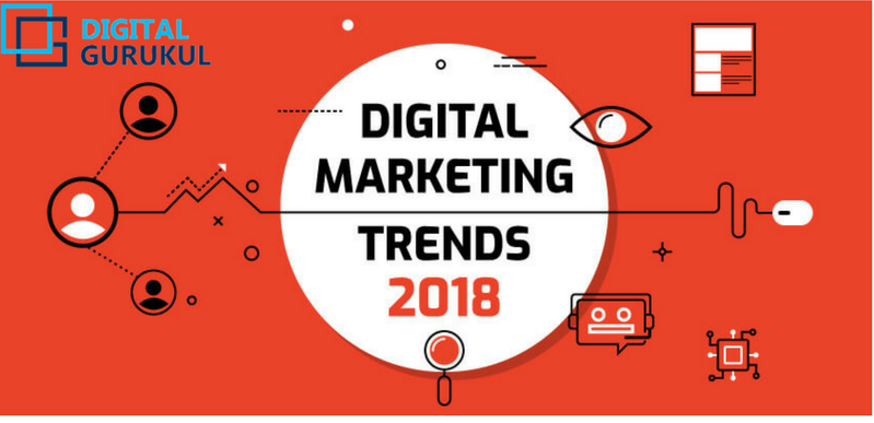 Digital Marketing Trends in India to Watch in 2018 ( MUST READ)