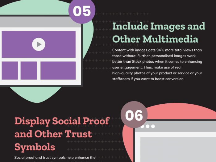 The Anatomy Of A Perfect Landing Page Infographic Adlibweb