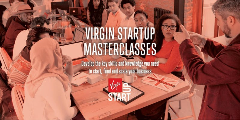 Virgin StartUp Masterclass: Developing your social media strategy