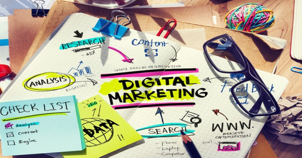 Surviving Fierce Competition Amongst Startups Through Digital Marketing