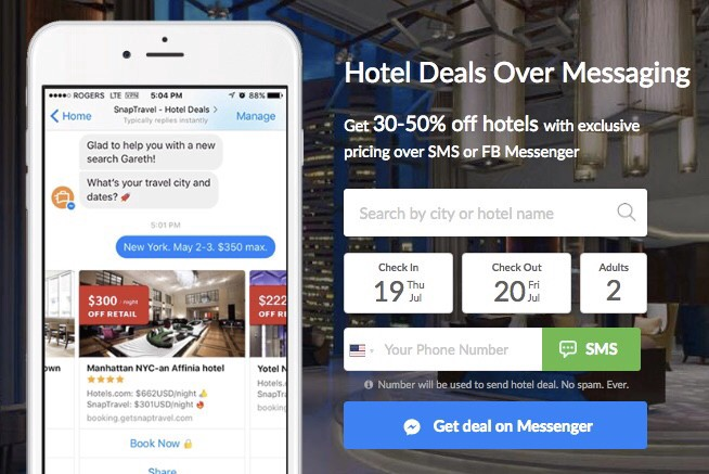 4 ways customers can connect with brands on Messenger