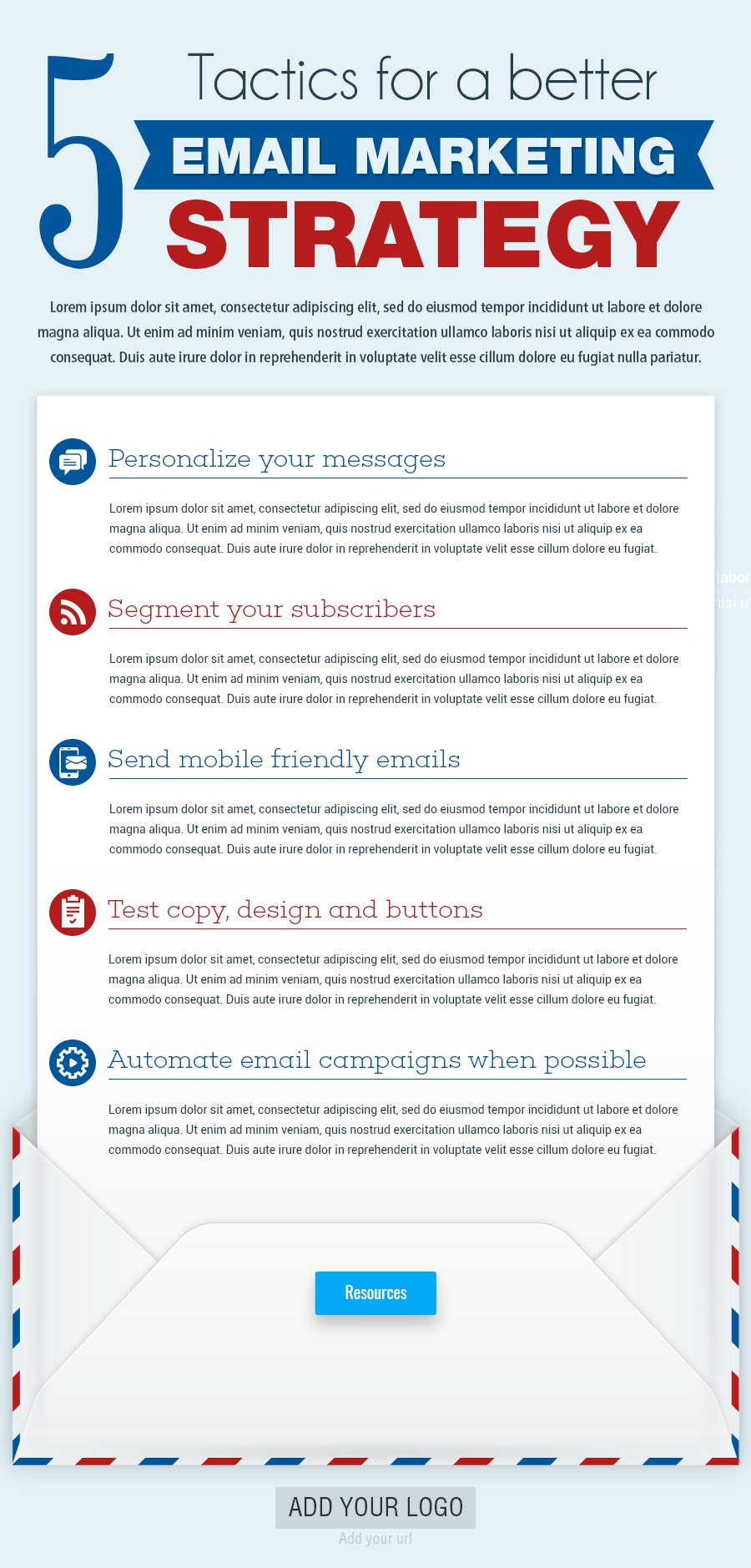 5 Tactics For a Better Email Marketing Strategy | Adlibweb