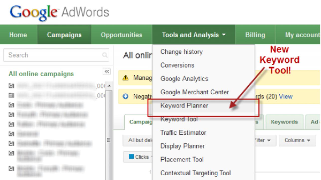 Best free keyword research tool – Adlibweb