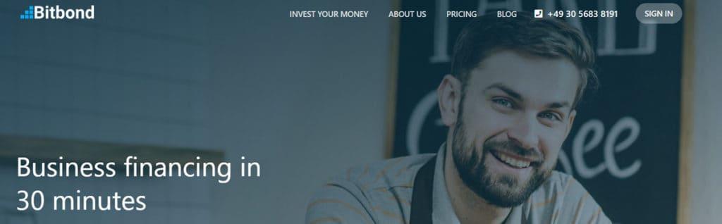 Bitbond Homepage