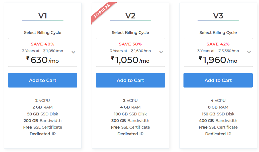 Discover the Best VPS Hosting of India 2020