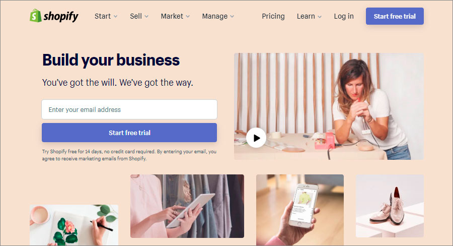How to Create a Perfect Business Website – Top 5 Best Website Builders for Small Business