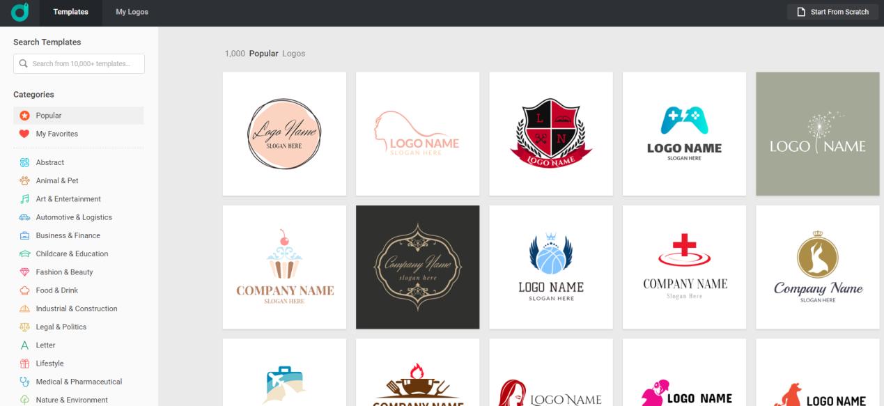 DesignEvo: 3 Simple Steps to Make a Cool Logo Online