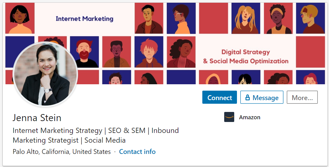 A LinkedIn Guide to attract clients for internet marketers