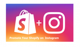 Instagram and Shopify