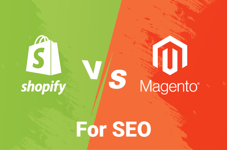 shopify vs magento for SEo