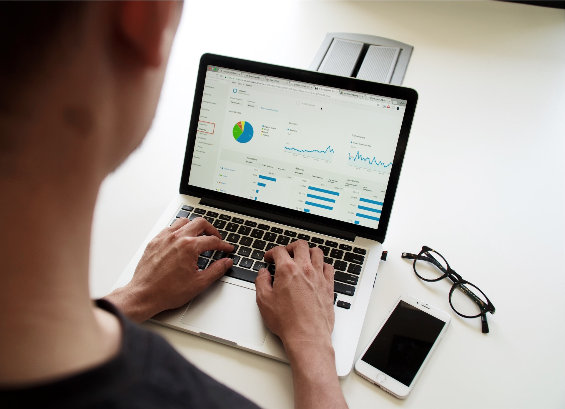 The 5 Most Useful Google Analytics SEO Dashboards to Grow Traffic