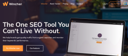 Wincher Review- How Keywords Tracking Comes On a New Level