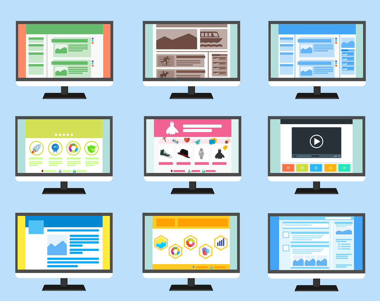 5 Aspects of Web Design Crucial For Business