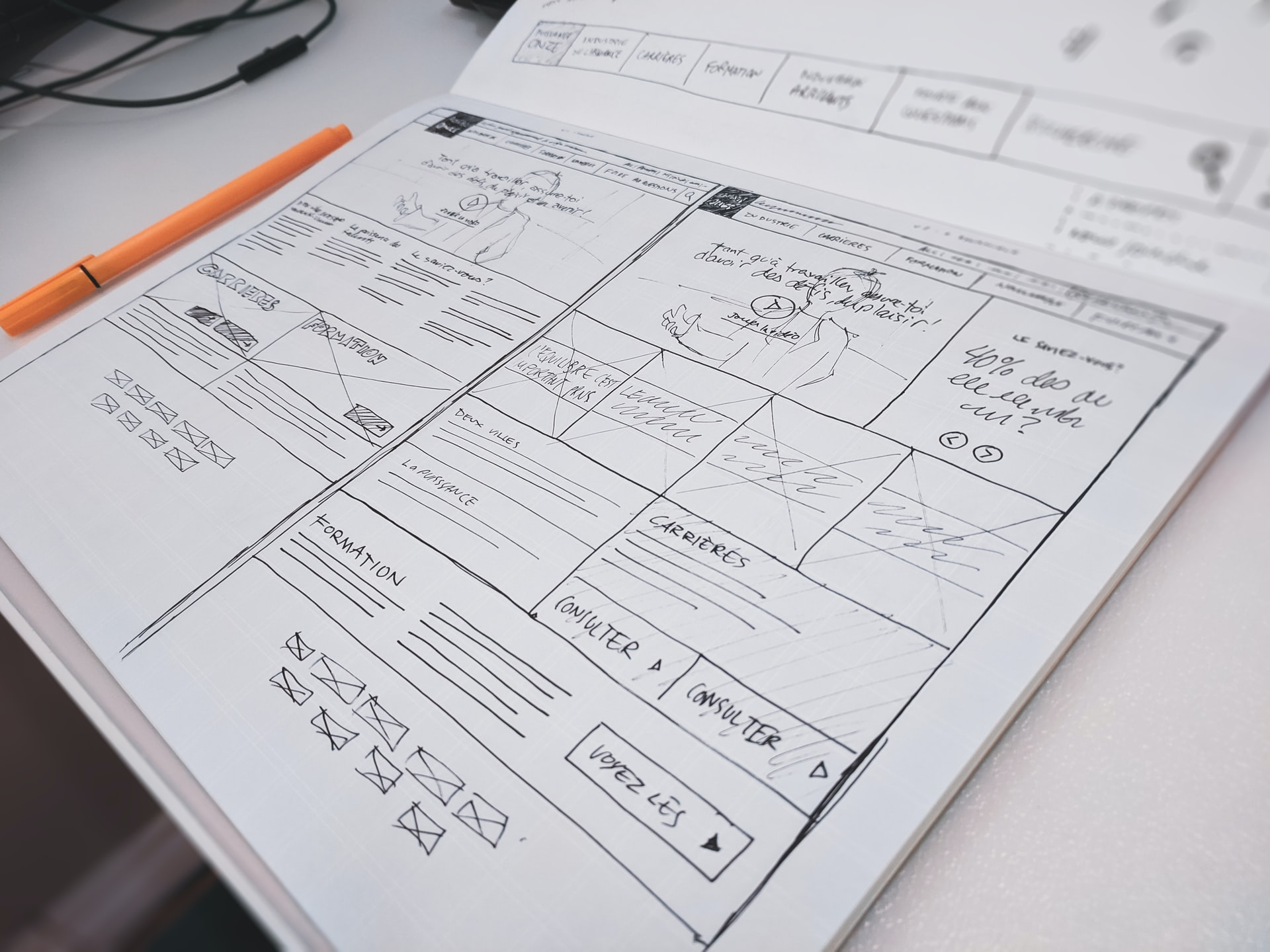 Tips for Achieving a More Professional Look For Your Web Design