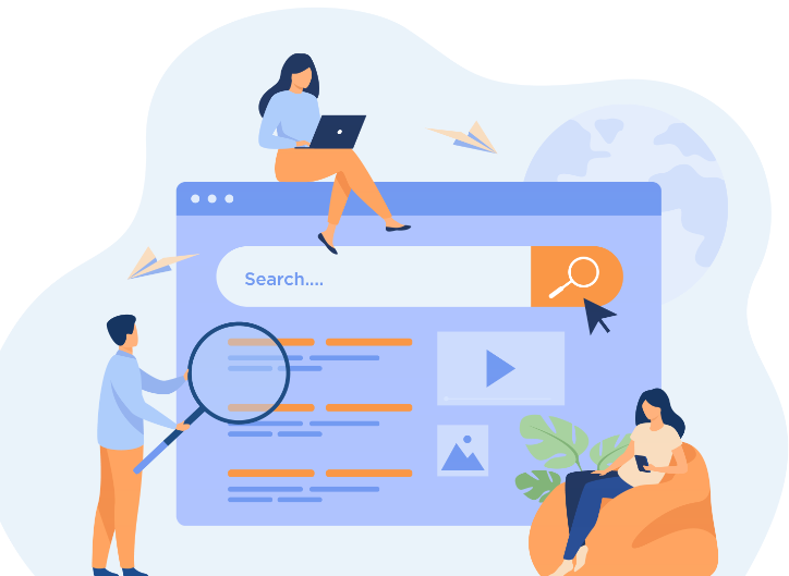 Top 5 Search engines which marketers should focus on in 2022