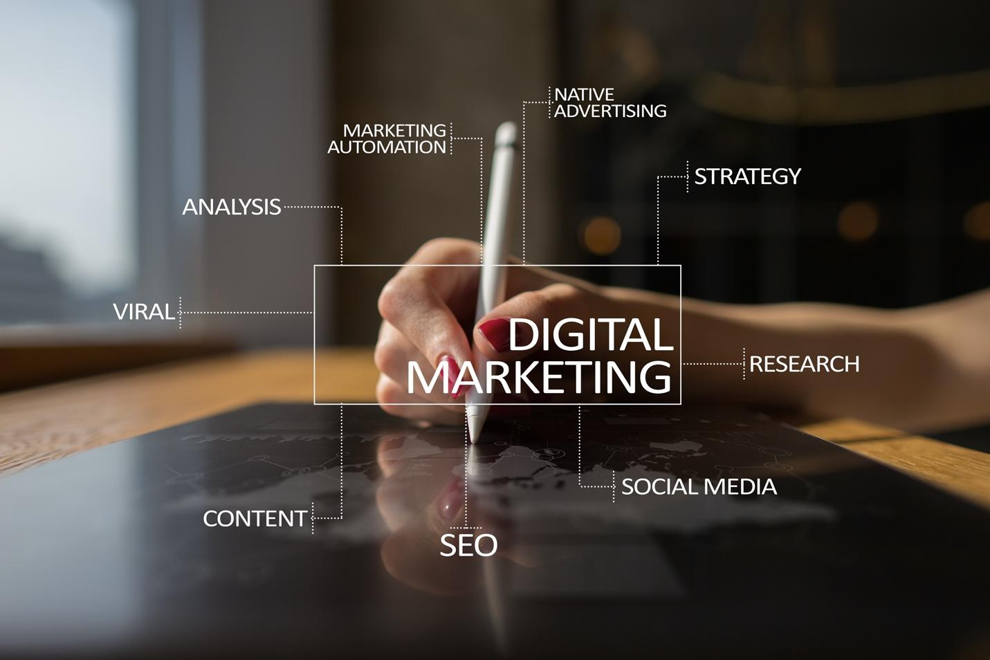 Why Your Digital Marketing Strategy Isn't Working and How to Fix It