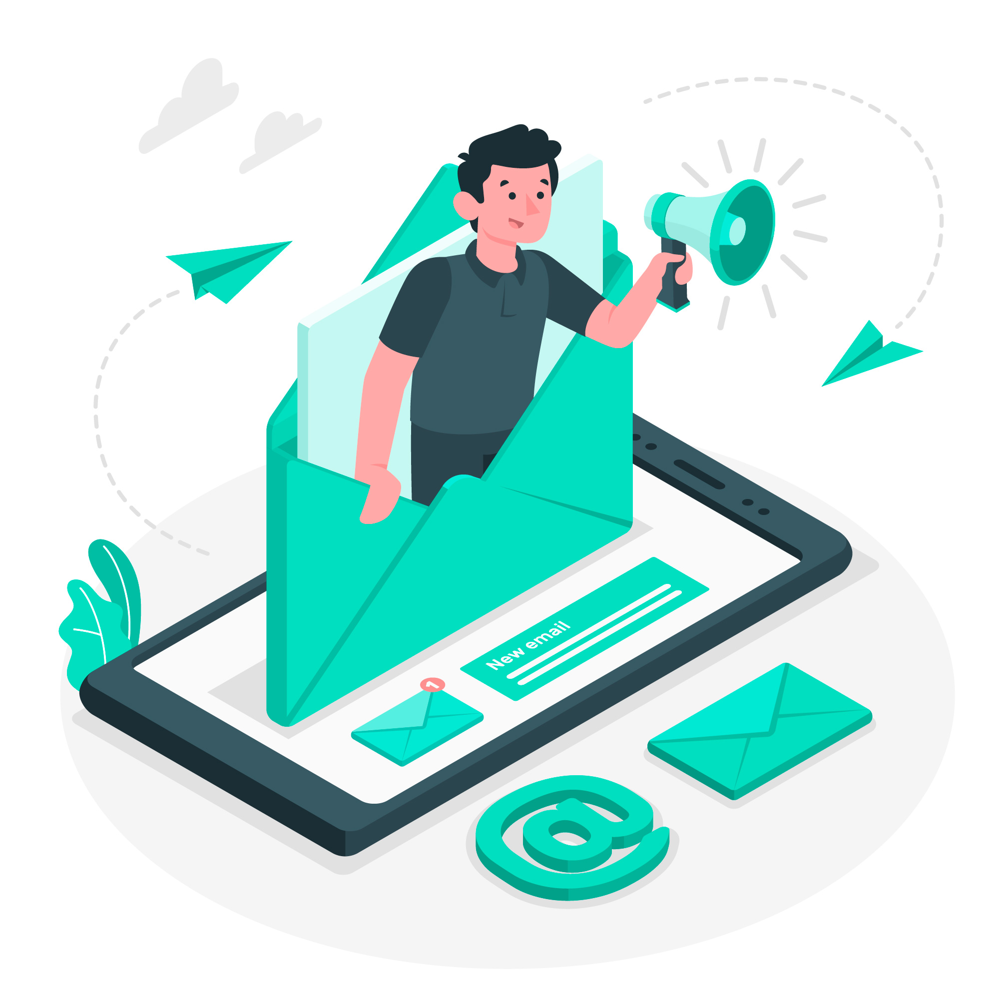E-Mail Marketing - 5 Reasons Readers Turn Back