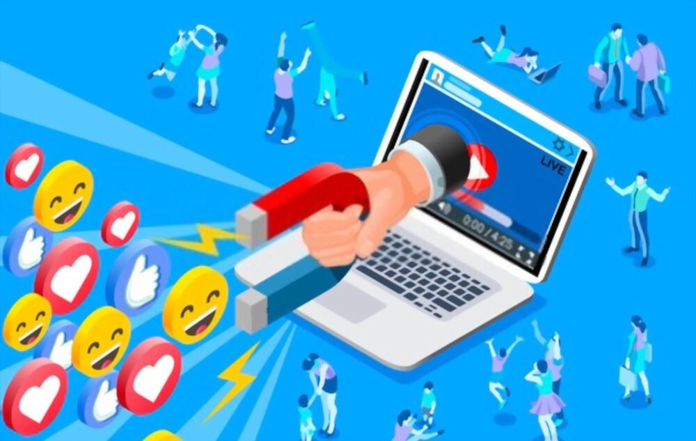 keep eyes on social media marketing