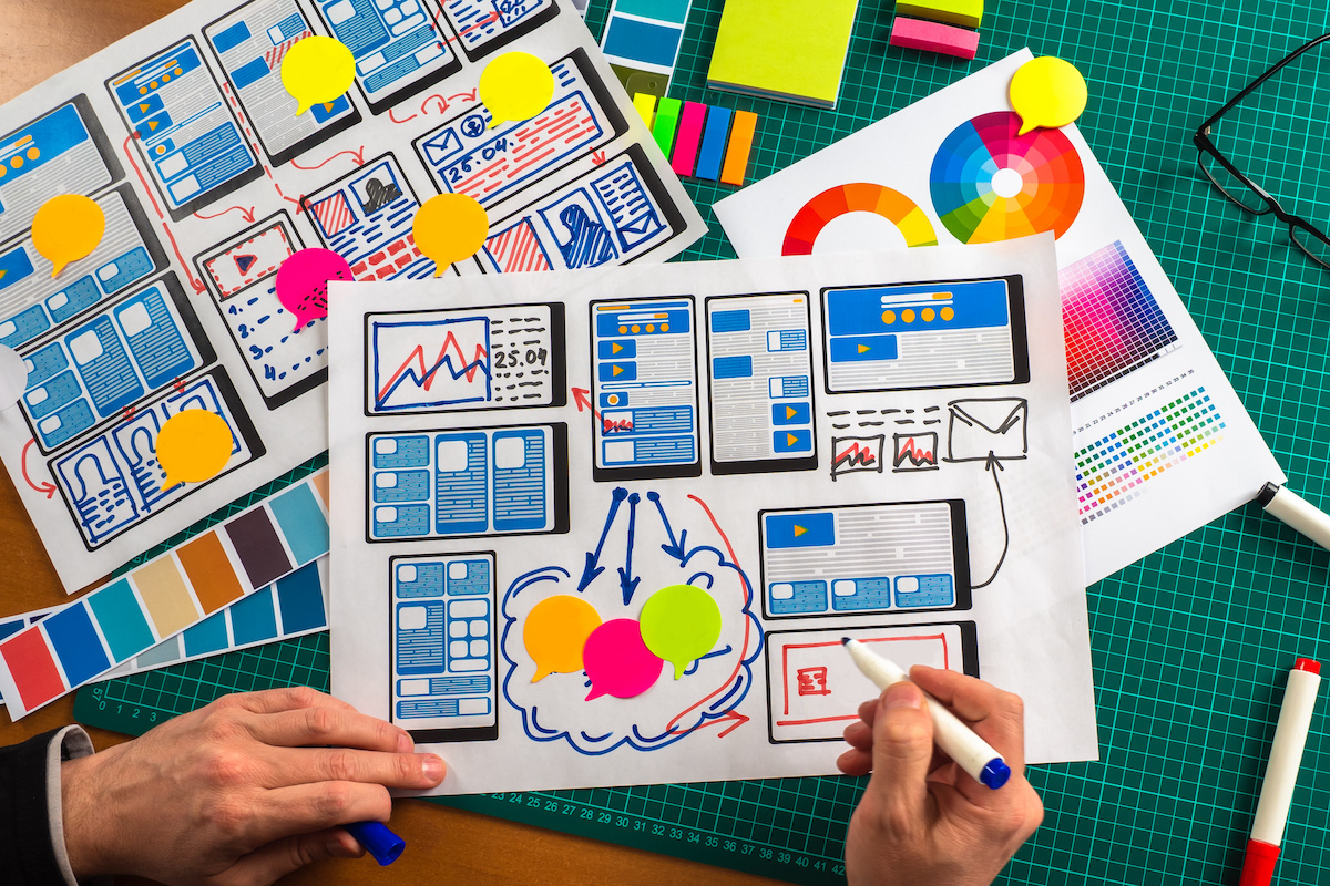 The Top 4 Rules Of A User-Friendly Website Design