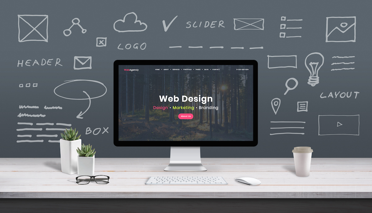 4 Web Design Principles And Practices For Guaranteed Lead Generation
