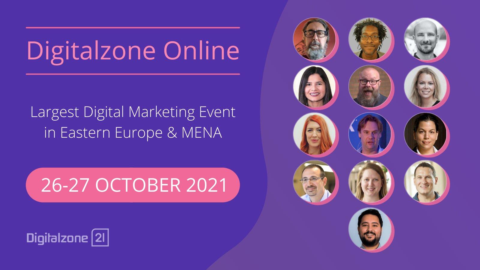 Digitalzone'21 Online